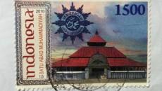 Perangko Satu Abad Muhammadiyah